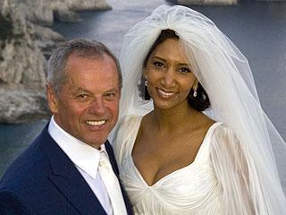 Wolfgang Puck & Gelila Assefa Wed in Italy | Wolfgang Puck