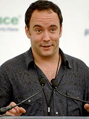 Dave Matthews Goes Green with Eco-Friendly Diapers | Dave Matthews
