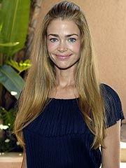 Denise Richards Congratulates Charlie Sheen on Engagement