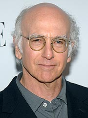 Larry David Says He'd Mine Divorce For Laughs