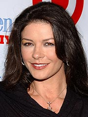 Catherine Zeta-Jones Says Two Kids Are Enough
