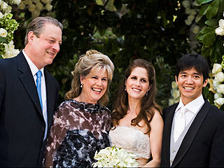 Al Gore's Daughter Sarah Gets Married