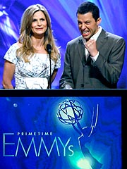 Emmy Reactions: Tina Fey Cracks It's 'An Outrage'