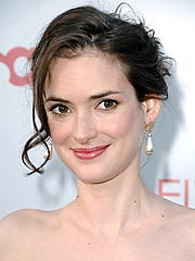 Winona Ryder Briefly Hospitalized | Winona Ryder