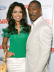 Tracey & Eddie Planning a 'Fun and Casual' Wedding | Eddie Murphy