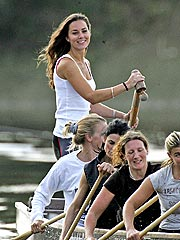 Kate Middleton Takes the Helm at Historic Rowing Race