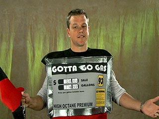 VIDEO: Ben Affleck Stars in 'Corny' Environmental Ad  Ben Affleck, Matt Damon