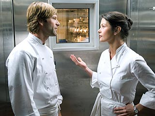 WEEK AHEAD: The Coreys, Grown Up & Reunited| Aaron Eckhart, Catherine Zeta-Jones
