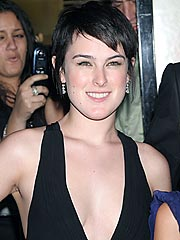 Rumer Willis in Hotel Room During Drug Arrest