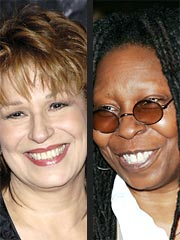 Joy Behar Says Whoopi Goldberg 'Brings Warmth' | Joy Behar, Whoopi Goldberg
