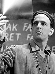 Ingmar Bergman en sus comienzos.