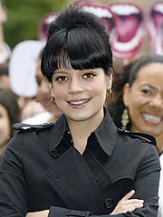 Lily Allen's Having the 'Bestest' of Days