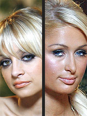 Nicole Richie Will Do Time at Paris Hilton's Jail