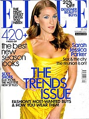 Sarah Jessica Parker Has Stiletto Woes| Sex and the City, Matthew Broderick, Sarah Jessica Parker