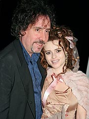 Tim Burton & Helena Bonham Carter&#39;s Gory Christmas