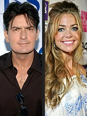 Charlie Sheen Says Denise Wants His Next Baby | Charlie Sheen, Denise Richards