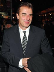 Chris Noth: Baby Time Is 'Very Fulfilling, Very Amazing' | Chris Noth