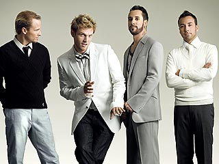 Backstreet Boys Back, &#39;No Hard Feelings&#39; Toward Kevin