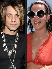 Criss Angel: Britney and I Are 'Not Together'