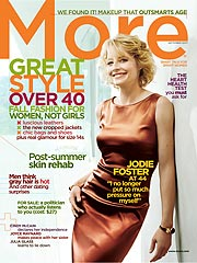 Jodie Foster Opens Up About Motherhood| Jodie Foster