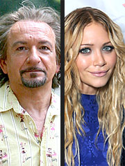 Mary-Kate Finds Kingsley's Kisses 'Comfortable' | Ben Kingsley, Mary-Kate Olsen