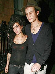 Amy Winehouse, Husband Seen Bloodied at London Hotel