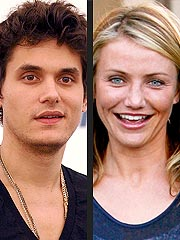 John Mayer & Cameron Diaz&#39;s New York PDA