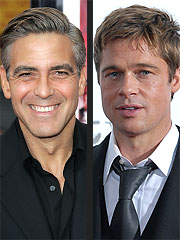 Brad Pitt, George Clooney Head to Venice Film Festival