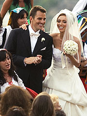 You're Married! Apprentice Bill Rancic Weds E! News Anchor