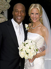Talk Show Host Byron Allen Marries TV Producer | Byron Allen