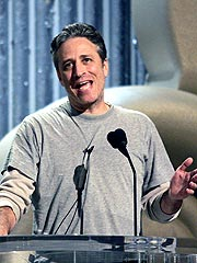 Jon Stewart Calls Oscars 'An Exercise in Battle Stations'