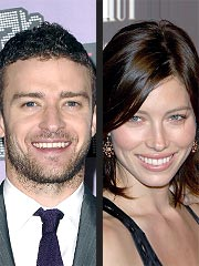 Justin Timberlake's Post-VMA Party with Jessica Biel ... and Mom