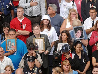 Americans Commemorate Sept. 11 Anniversary