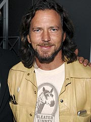 Eddie Vedder: Fatherhood 'Fueled My Anger' About World | Eddie Vedder