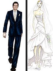 Fantastic Four Star Ioan Gruffudd Gets Married  Ioan Gruffudd