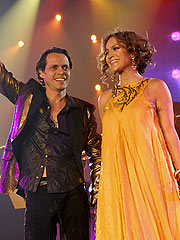 Jennifer Lopez and Marc Anthony Kick Off Tour