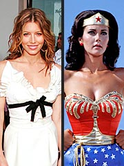 Will Jessica Biel Be the Next Wonder Woman?