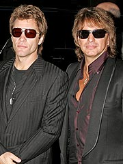 Bon Jovi Named 2008's Top Touring Band | Jon Bon Jovi, Richie Sambora
