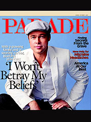 Brad Pitt Opens Up About His Faith| Religion, Brad Pitt