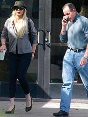 Lindsay Lohan Leaves Rehab| Lindsay Lohan