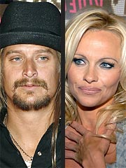 Kid Rock: 'Not Really' Friends with Ex, Pam Anderson