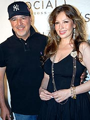 It's a Girl for Singer Thalía and Tommy Mottola | Tommy Mottola