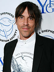 Anthony Kiedis Opens Up About Being a Dad | Anthony Kiedis