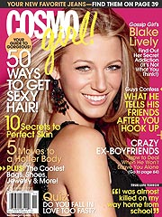 Blake Lively Says She's Taking Fame in Stride| Blake Lively