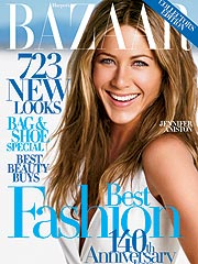 Jen Aniston: 'I Would Love to Be Oprah'| Jennifer Aniston