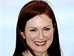 Julianne Moore Loads Up on Fall Fashion | Julianne Moore