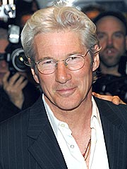 Richard Gere Pretty in Pink in New York&#39;s West Village | Richard Gere