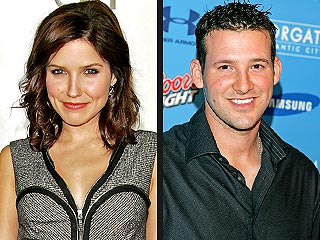 Sophia Bush and Tony Romo Meet Up in Texas | Sophia Bush, Tony Romo