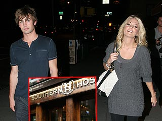 Carrie Underwood & Chace Crawford's New York Date | Carrie Underwood