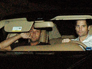 Yankee Derek Jeter Hits the L.A. Clubs After Torre Drama